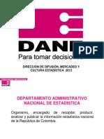 Que Es El DANE e Investigaciones(1)