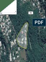 Carte Officielle Des Pulvérisations à Pirae Route Belvédère