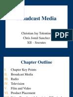 3. Broadcast Media