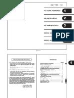 Katalog Suku Cadang Honda BeAT POP ESP K61