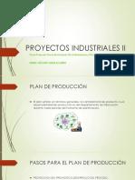 Proyectos Industriales II