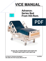 Hill-Rom Advance Bed - Service Manual