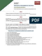 Derecho Administrativo Procedimientos y Recursos (1)
