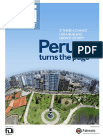 Peru Turns the Page