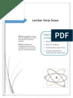 LKS Bilangan Kuantum Dan Konfigurasi Elektron