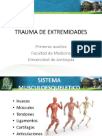 lesiones osteomusculares