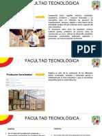 Cuenta de Inventarios - Productos Terminados (