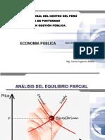 Analisis Del Equilibrio Parcial