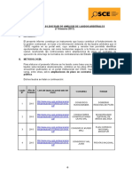 Informe Analisis de Laudos arbitrales - para obras publicas