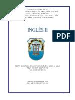 Guía de estudio de inglés