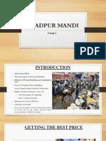 Azadpur Mandi