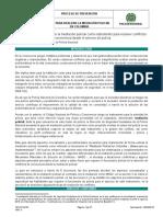 1PR-GU-0004 GUIA PARA REALIZAR LA MEDIACION POLICIAL EN COLOMBIA.doc