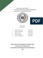 Analisis Jurnal Hidrosefalus-1