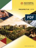 MAHE Prospectus 2019