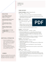 paige matthews resume