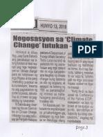 Ngayon, June 13, 2019, Negosasyon sa Climate Change tutukan - solon.pdf