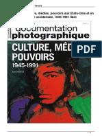 Télécharger Culture Médias Pouvoirs Aux Etats Unis Et en Europe Occidentale 1945 1991 Libre