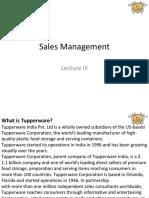 Sales Management 3(2nd April 2012)