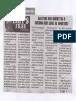 Remate, June 13, 2019, Bagitong may koneksyon datihang may sapat na expertise.pdf