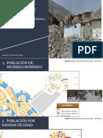 El Paraíso de Jicamarca (Análisis Demográfico y Económico) - Kiomi Moreano