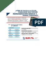 Calculo de Cts - PERU