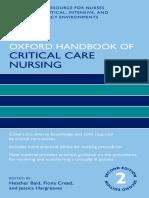 Intensive Care Nurse