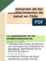 Organizaciones Establecimientos Salud Chile