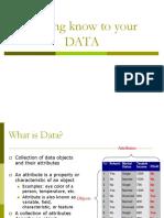DWDM Unit6-Data Similarity Measures