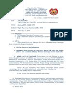 Spot Report on RA9165 (Alvin Zapantay Celis) (1)