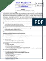 K3 Rumah Sakit Bersertifikasi BNSP