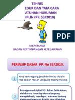 Protap Penjatuhan Hukuman Disiplin (1)