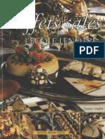 Ecole Lenotre-Buffets Salés 9Mo.130.Pages