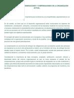 Importancia de Las Remuneraciones y Compensaciones en La Organizacion Actual