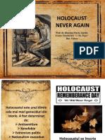 Holocaust Never Again