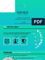 ODIGO CORP Presentation