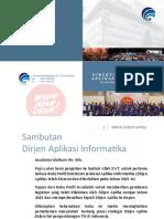 Buku Profil Ditjen Aptika 2015