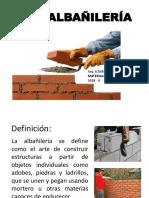 2. LA  ALBAÑILERÍA.pdf