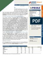 IDirect PrimaPlastics CoUpdate Jun19