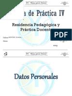 Carpeta Didactica Residencia