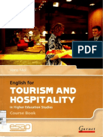 English for Tourism and Hospitality in Higher Education Studies Course Book