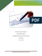 Tarea 7 - Contabilidad y Finanzas para la toma de decisiones