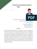 IPR in India