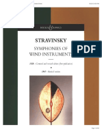 Symphonies of Wind Instruments