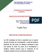 Objetivo de Investigacion