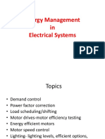 REEM- Lecture on Energy Management in ELE Systems