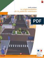 Guide Pratique Règlementation Pub Ext