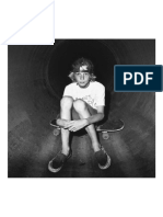 The Legend Tony Hawk in 1981