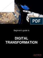Beginners Guide Digital Transformation - Zaitoon Digital Agency