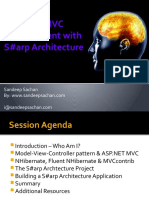 ASP.NET MVC – S#arp Architecture Sandeep Sachan(www.sandeepsachan.com)