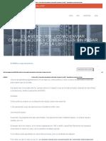 El Anexo LSSI_ ¿Cómo Enviar Comunicaciones Comerciales Sin Pasar Por La LSSI_ - Especialistas en Protección de Datos